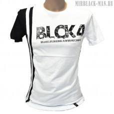 Футболка BLCK