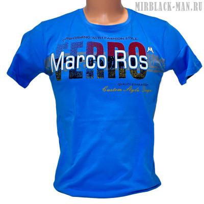 Футболка MARCO ROS 3027