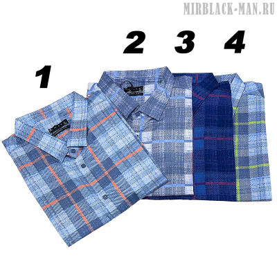 Рубашка AMATO 0415