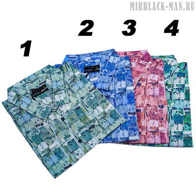 Рубашка AMATO 0440