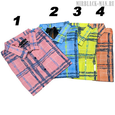 Рубашка AMATO 0451