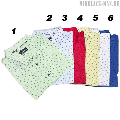 Рубашка AMATO 0464