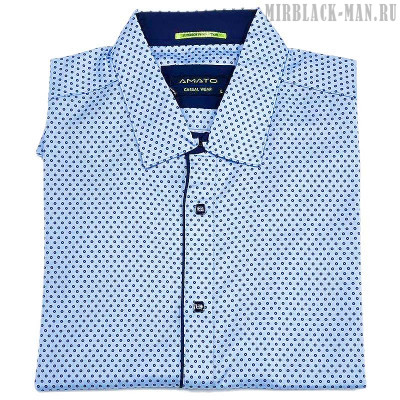 Рубашка AMATO 7703