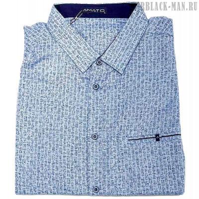 Рубашка AMATO 9502