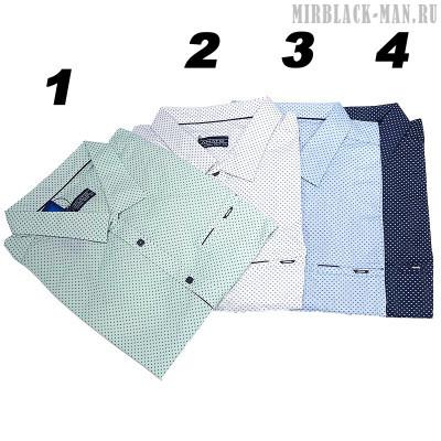 Рубашка AMATO 9740