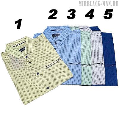 Рубашка AMATO 9748
