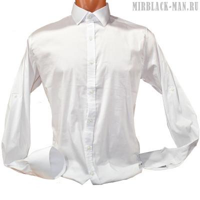 Рубашка белая PIERRINI 003
