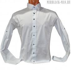 Рубашка белая RED POLO