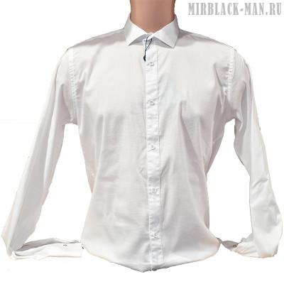 Рубашка белая 017