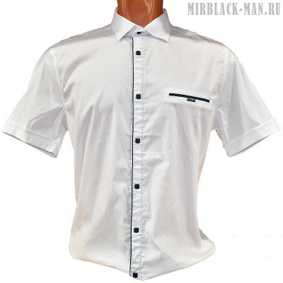 Рубашка белая TAFT 0515