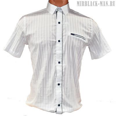 Рубашка белая NOSEDA 041