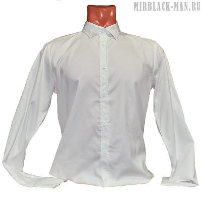 Рубашка белая AMATO 8934-2