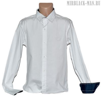 Рубашка белая ARMANI 14094