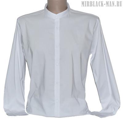 Рубашка белая BLACK STONE 4738