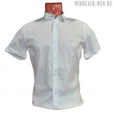Рубашка белая BLACK STONE