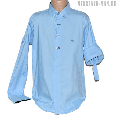 Рубашка белая BOLD 14930