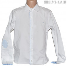 Рубашка белая BOYSMINI