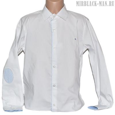Рубашка белая BOYSMINI 01
