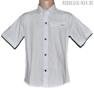 Рубашка белая NOSEDA 1006