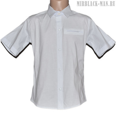 Рубашка белая NOSEDA 1009