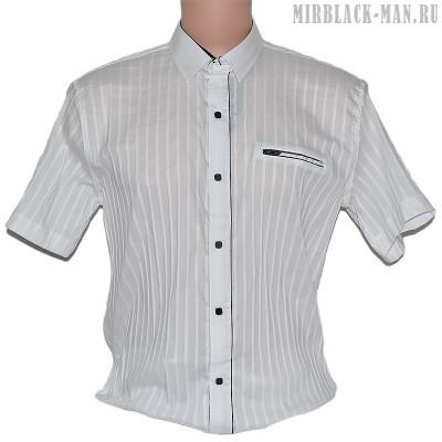 Рубашка белая NOSEDA 7155