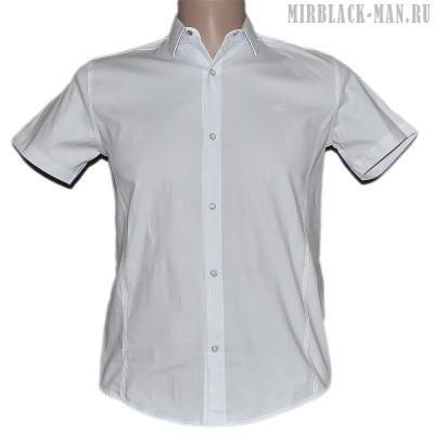 Рубашка белая NOSEDA 7427