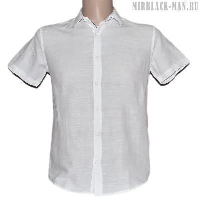 Рубашка белая NOSEDA 7643