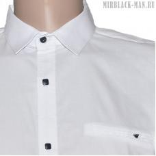 Рубашка белая NOSEDA