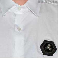 Рубашка белая PHILIPP PLEIN
