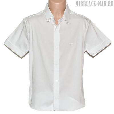Рубашка белая TAFT 0384