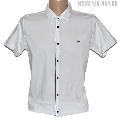 Рубашка белая TAFT 4530