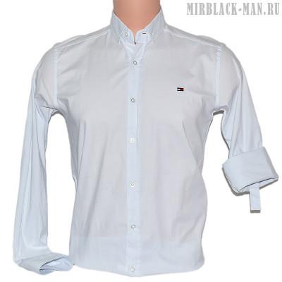 Рубашка белая TOMMY HILFIGER 001