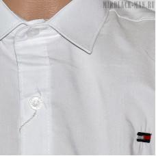 Рубашка белая TOMMY HILFIGER