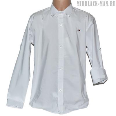 Рубашка белая TOMMY HILFIGER 088
