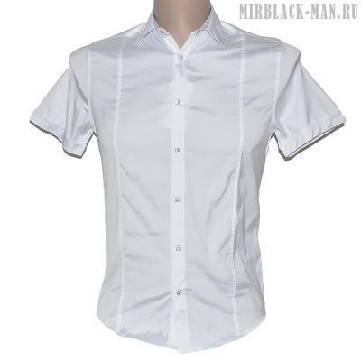 Рубашка белая INFINITY 0344