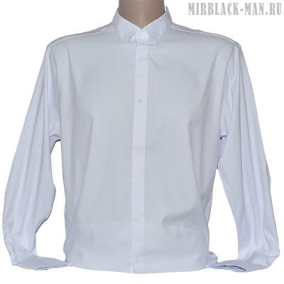Рубашка белая INFINITY 3000.MB-087