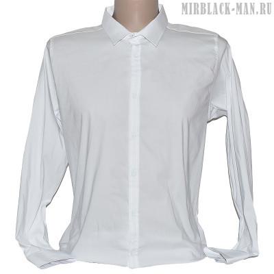 Рубашка белая TAFT 0827-2