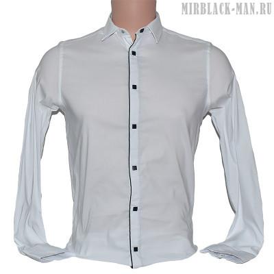 Рубашка белая TAFT 0832