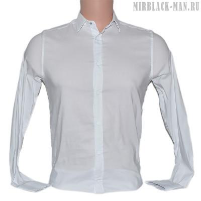 Рубашка белая TAFT 0833