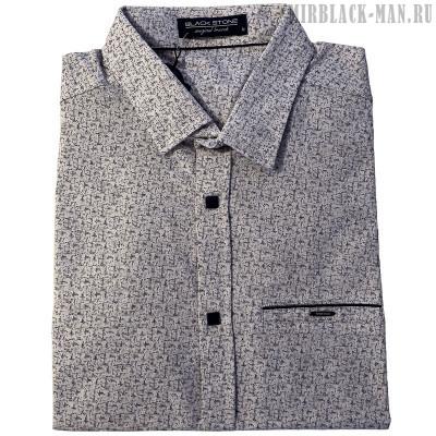 Рубашка BLACK STONE 3656