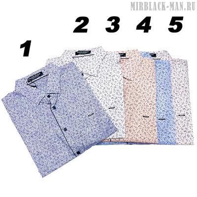 Рубашка BLACK STONE 3871