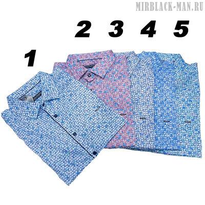 Рубашка BLACK STONE 3879