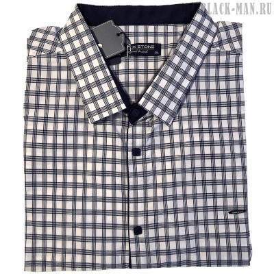 Рубашка BLACK STONE 5533