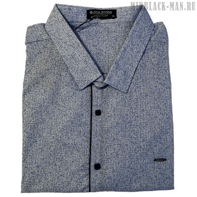 Рубашка BLACK STONE 5663